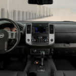 Nissan Frontier crew cab long bed